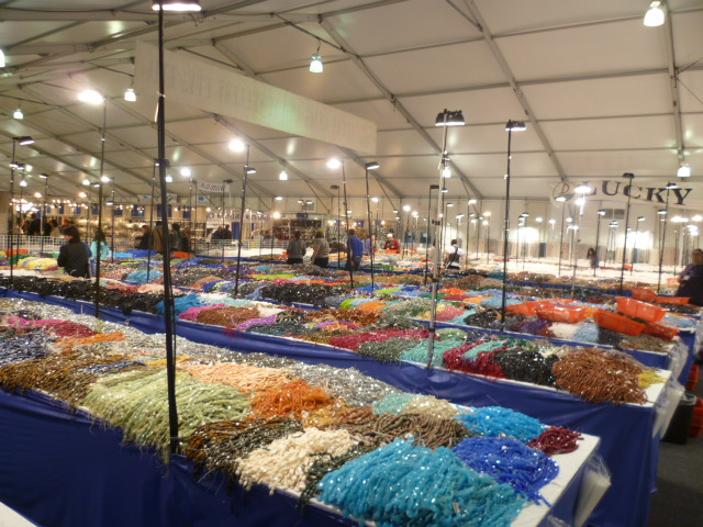 shopping the tucson gem and mineral show